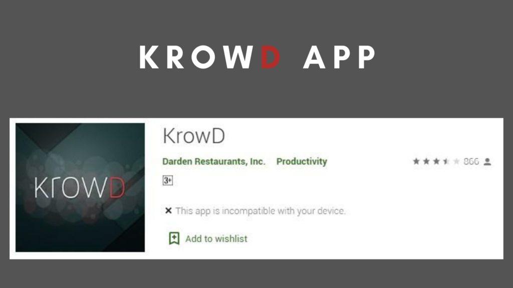 krowd app
