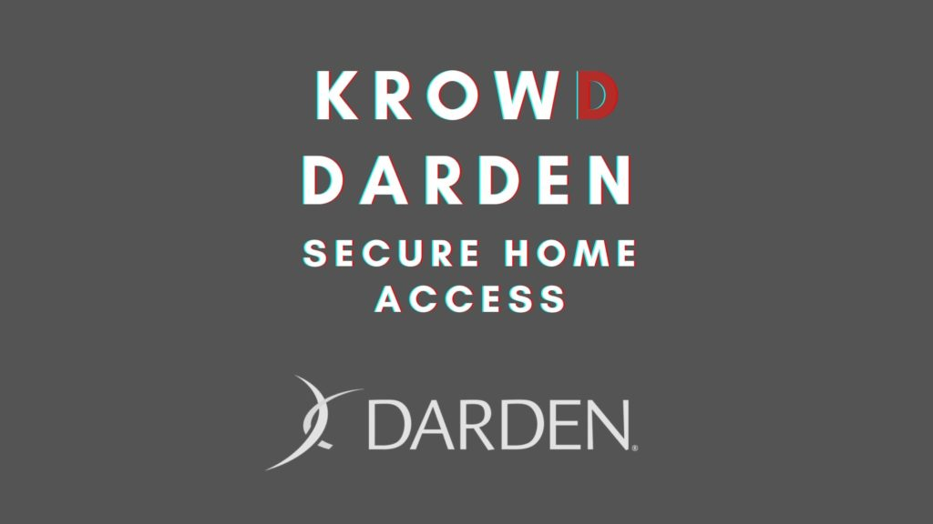 secure access darden